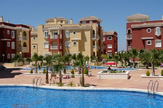 Thumbnail Apartment for sale in Los Alcazares, Costa Calida, Spain