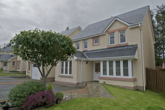 Thumbnail Detached house for sale in Craigie Park, Kingseat, Newmachar, Aberdeen