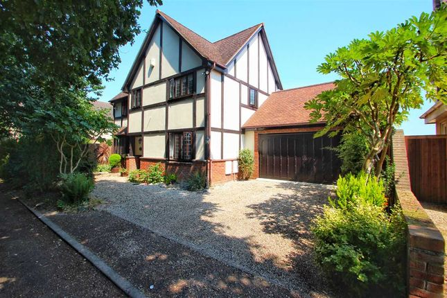 Thumbnail Detached house for sale in Green Lane, St. Johns, Colchester