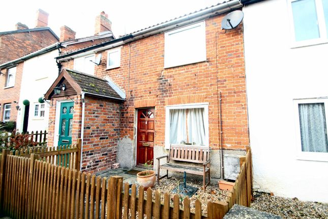 1 bed terraced house to rent in Downs Place, Haverhill, Suffolk