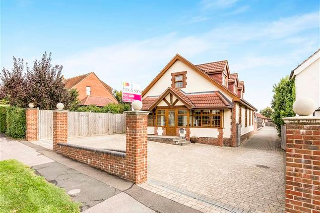 Thumbnail Detached house for sale in Portsdown Avenue, Drayton, Portsmouth