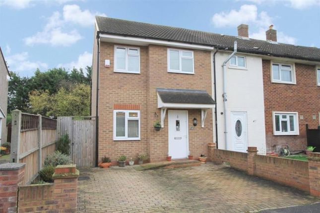 Thumbnail End terrace house to rent in South Park Way, Ruislip