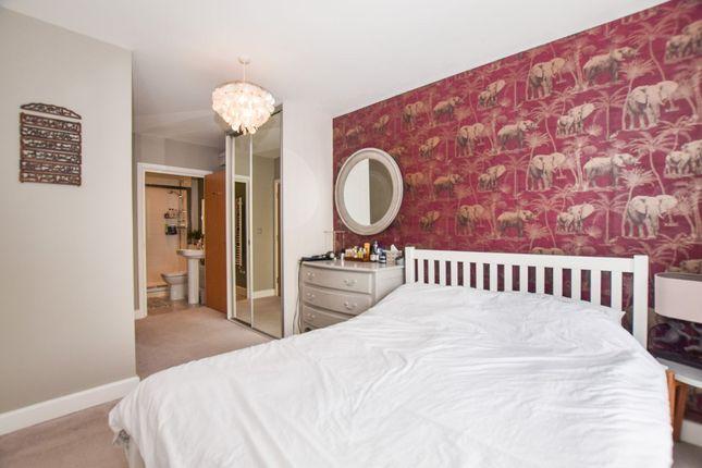 Bedroom of St. Clements Avenue, London E3