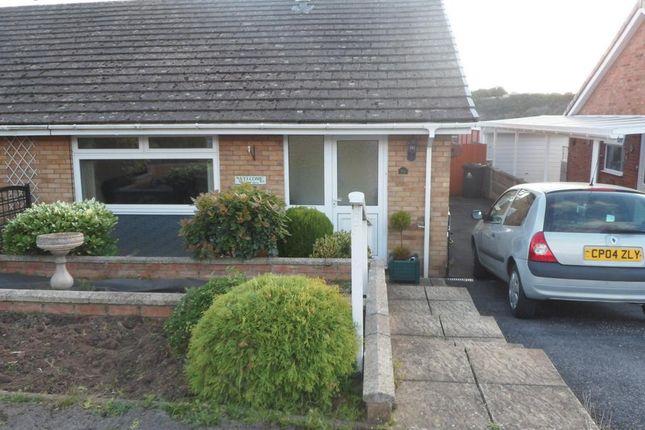 Thumbnail Bungalow to rent in Wyebank Road, Tutshill