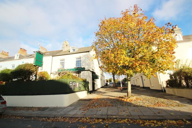 Thumbnail End terrace house for sale in Stopford Place, Stoke, Plymouth