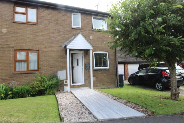 2 bed semi-detached house to rent in Castlehaven Close, Chippenham SN15