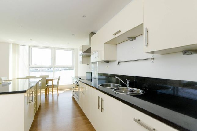 Thumbnail Flat to rent in The Galley, Gallions Reach