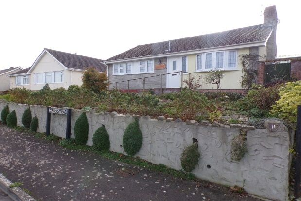 Thumbnail Bungalow to rent in Crossmead, Woolavington, Bridgwater