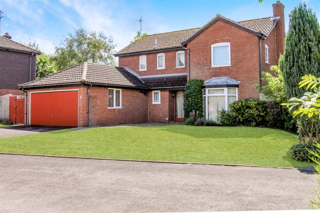Thumbnail Detached house for sale in Pine Trees, Charlton Kings, Cheltenham