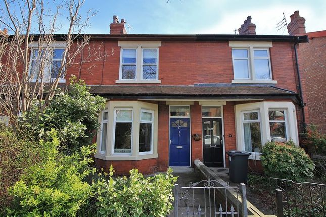 Thumbnail Terraced house for sale in 17 Park Road, Poulton-Le-Fylde