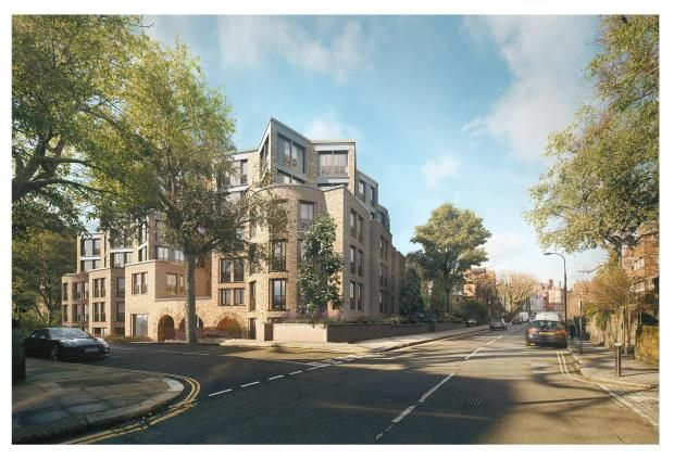 Thumbnail Flat for sale in Fitzjohns Avenue, Hampstead, London