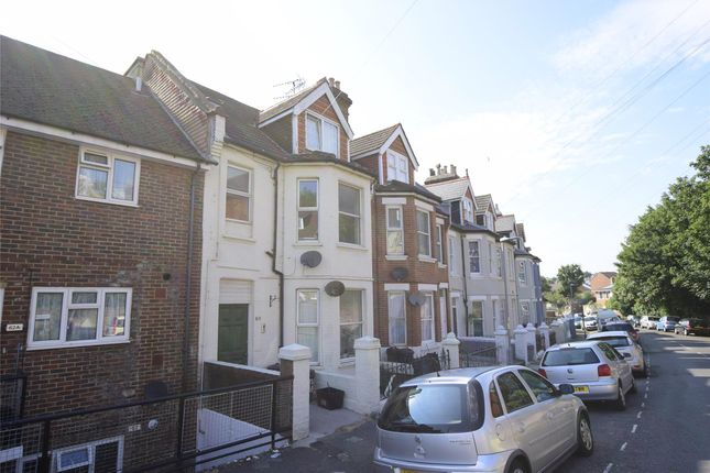 Thumbnail Flat to rent in Nelson Road, Flat 3, Hastings, East Sussex