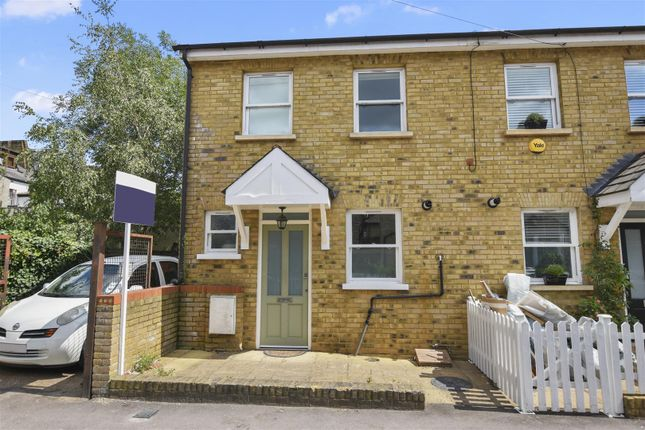 Thumbnail Semi-detached house for sale in Eden Road, Walthamstow, London