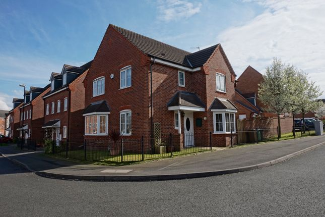 Thumbnail Detached house for sale in Newhome Way, Walsall