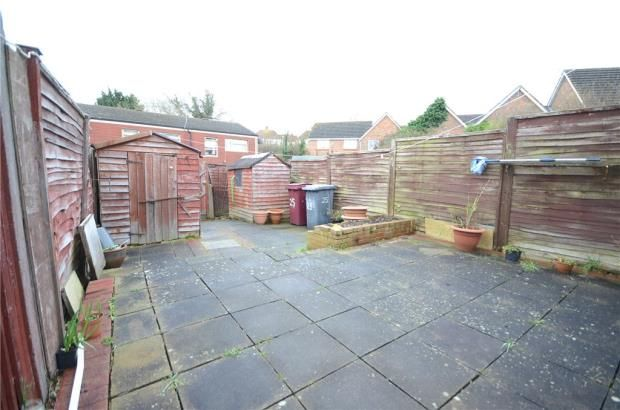 Rear Of Property of Strathy Close, Reading, Berkshire RG30