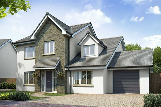 Thumbnail Detached house for sale in The Laurel, Peel, Isle Of Man
