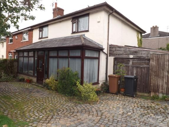 Thumbnail Semi-detached house for sale in Church Road, Leyland, Lancashire, Preston