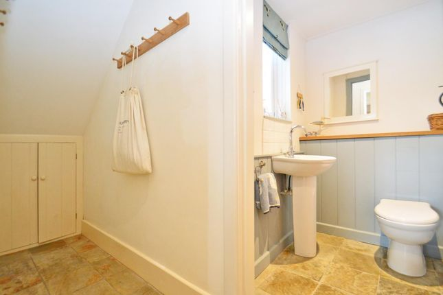 Cloakroom And Boot Room