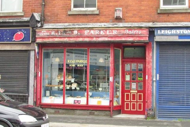 Thumbnail Retail premises for sale in 54A Leigh Road, Leigh