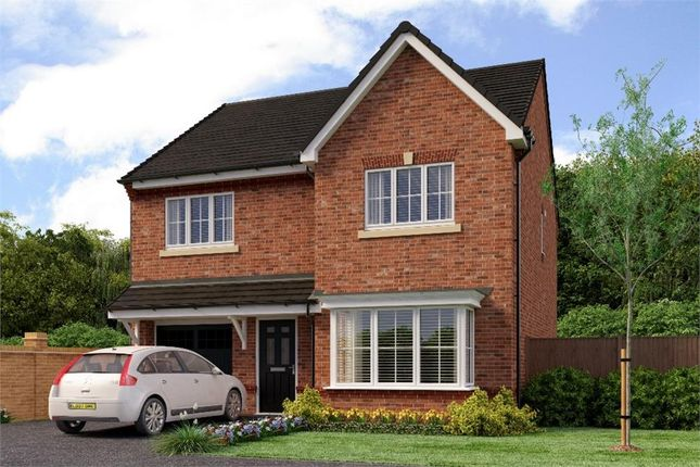 "Thumbnail Detached house for sale in ""Crompton"" at Aberford Road, Wakefield"