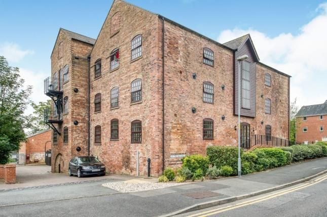 Thumbnail Flat for sale in The Old Mill, Mill Bank, Evesham, Worcestershire