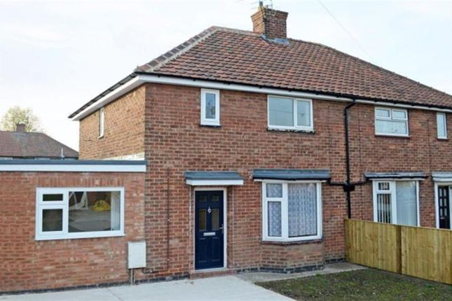 Thumbnail Semi-detached house to rent in Lerecroft Road, York