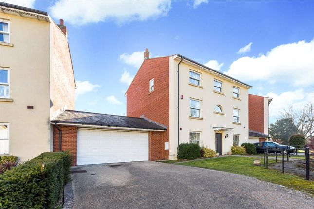 Thumbnail Detached house for sale in Rowena Cade Avenue, The Park, Cheltenham, Gloucestershire