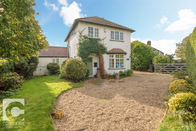 Thumbnail Detached house for sale in Sunnybank, Mellock Lane, Little Neston, Neston, Cheshire