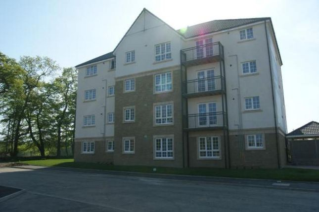 Thumbnail Flat to rent in Crown Crescent, Larbert, Falkirk