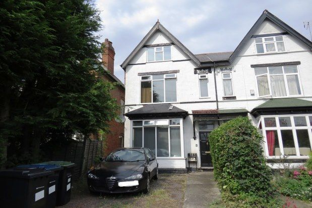 Thumbnail Room to rent in Middleton Hall Road, Birmingham