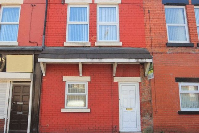 Thumbnail Terraced house for sale in Lawrence Road, Wavertree, Liverpool