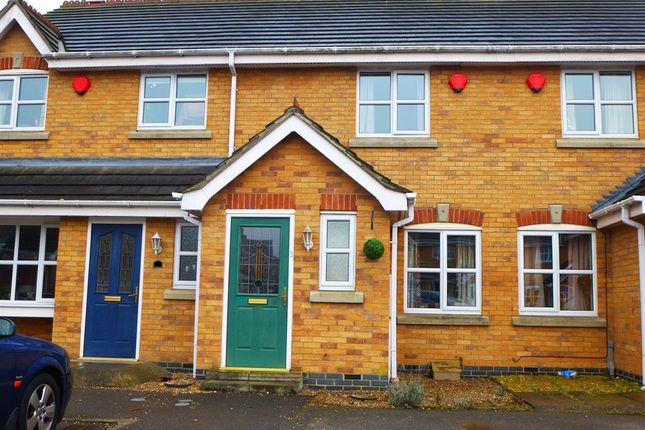 Thumbnail Terraced house to rent in Juniper Way, Sleaford