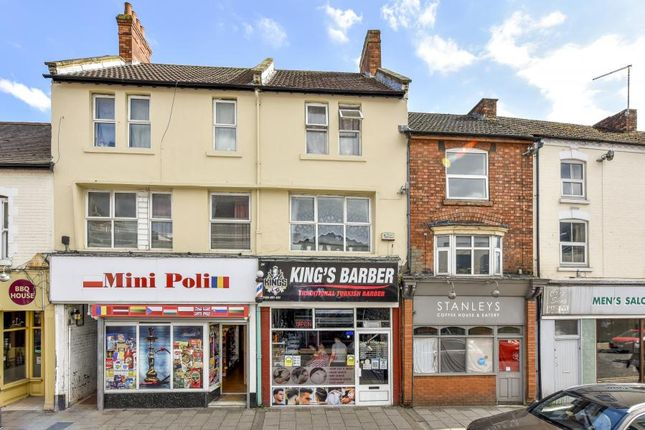 1 bed flat for sale in Montagu Street, Kettering, Northants NN16