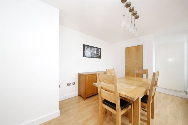 Dining Area of Eastern Quay Apartments, 25 Rayleigh Road, London E16