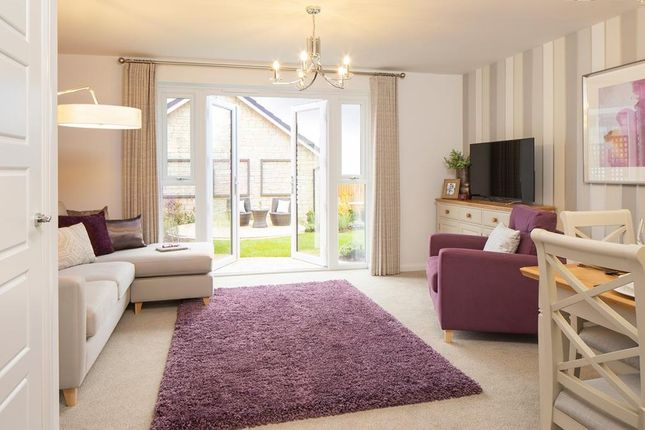 "3 bedroom end terrace house for sale in ""Folkestone"" at Butt Lane, Thornbury, Bristol"