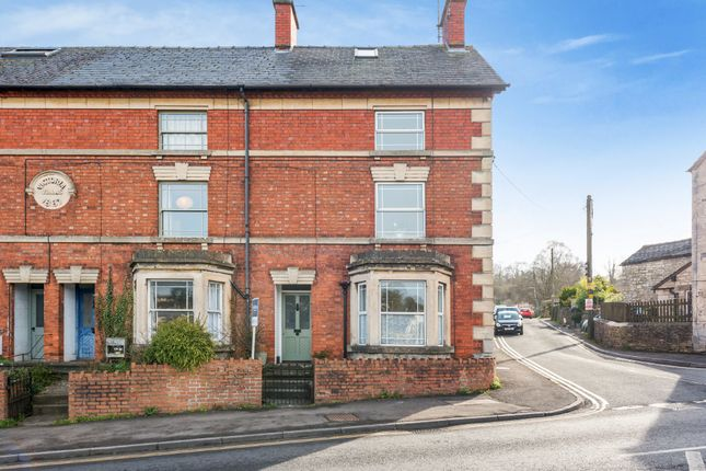 Thumbnail End terrace house for sale in Bath Road, Nailsworth, Stroud