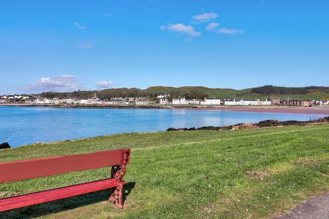 View To Flat of Kelburn Street, Millport, Isle Of Cumbrae KA28