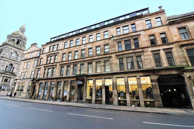 Thumbnail Flat to rent in South Frederick Street, City Centre, Glasgow