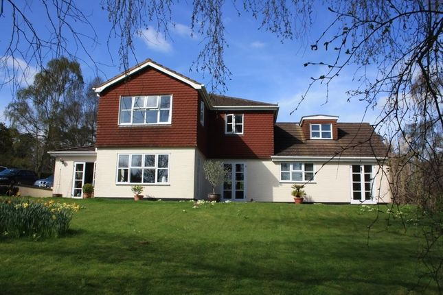 Thumbnail Detached house for sale in Higher Broad Oak Road, West Hill, Ottery St. Mary