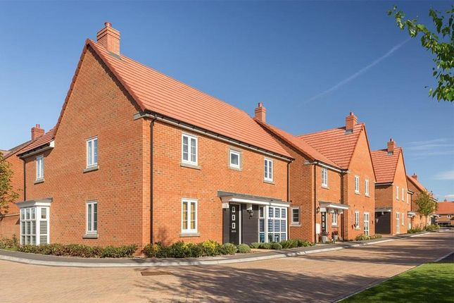 "Thumbnail Detached house for sale in ""Chelworth"" at Appleton Drive, Basingstoke"
