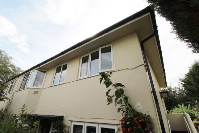 Thumbnail Flat for sale in Church Street, Rogerstone, Newport