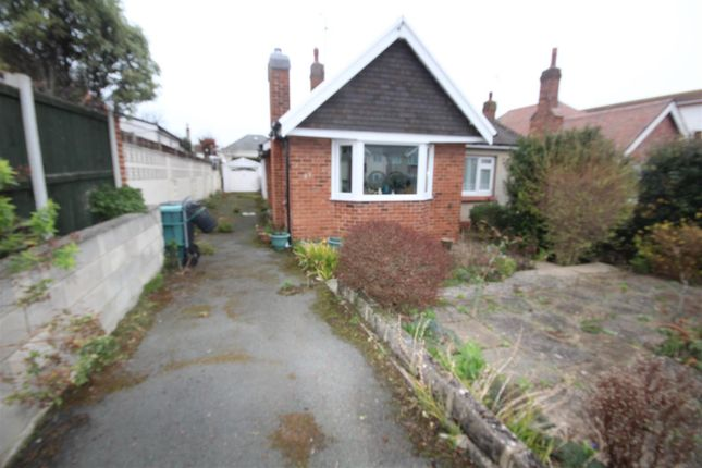 Thumbnail Detached bungalow for sale in Penrhyn Isaf Road, Penrhyn Bay, Llandudno
