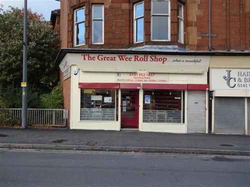 Thumbnail Retail premises for sale in Clydebank, Dunbartonshire