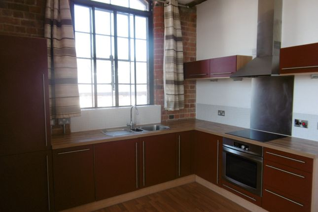 Thumbnail Flat to rent in The Lace Mill, Wollaton Road