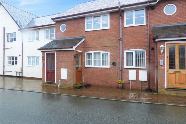 Thumbnail Flat for sale in Bryn Y Pys Court, Overton, Wrexham
