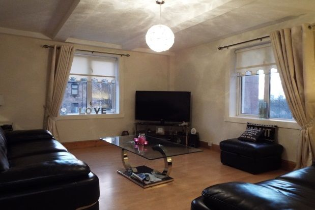 Thumbnail Flat to rent in Carron Street, Springburn