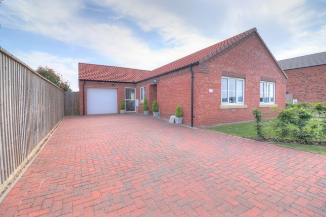Thumbnail Bungalow for sale in Turnpike Road, Whaplode, Spalding