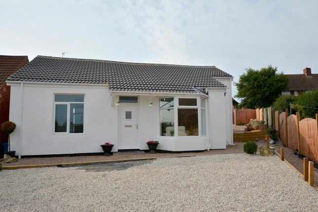 Thumbnail Detached bungalow for sale in Chesterfield Road, Staveley, Chesterfield