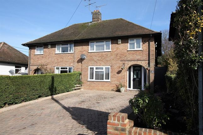3 bed semi-detached house for sale in First Avenue, Amersham, Buckinghamshire