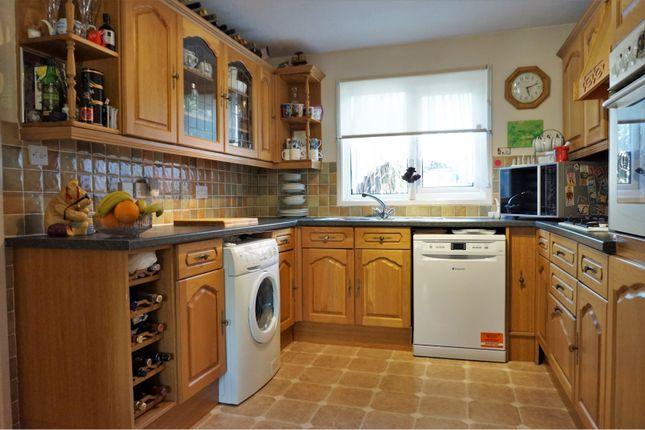 Kitchen of Harvard Close, Lewes BN7